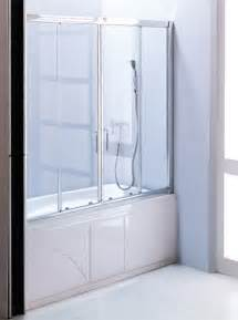Over Bath Sliding Shower Screens Lineaaqua Shower Door Tub Screen Lineaaqua Barcelona 60