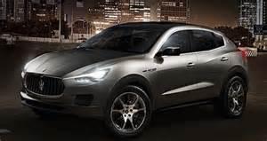 Maserati Mpg 2017 Maserati Levante Suv Review Usa Cars News