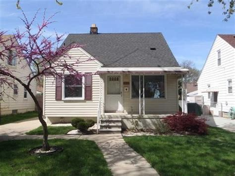 houses for sale in lincoln park michigan 1642 leblanc st lincoln park michigan 48146 foreclosed home information