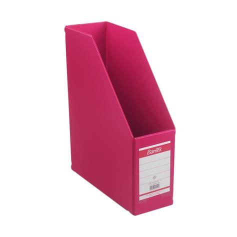Harga Box File by Jual Bantex 4011 19 Box File For Folio Pink 10 Cm