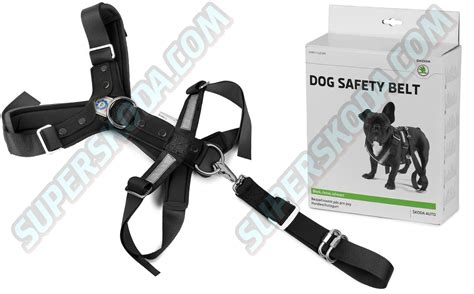 seat belt for dogs ensure your s safety while travelling in a car with this special seat belt