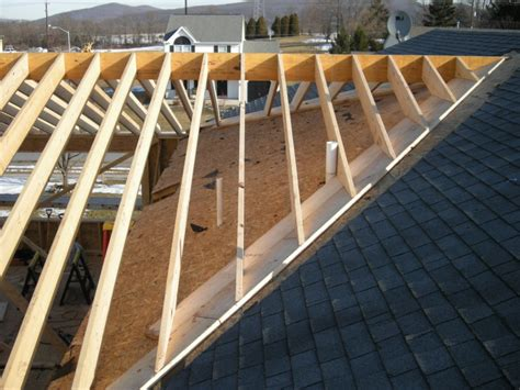 Attaching Patio Roof To Existing Roof by Carpentry Is It Code Compliant To Attach A Patio To The