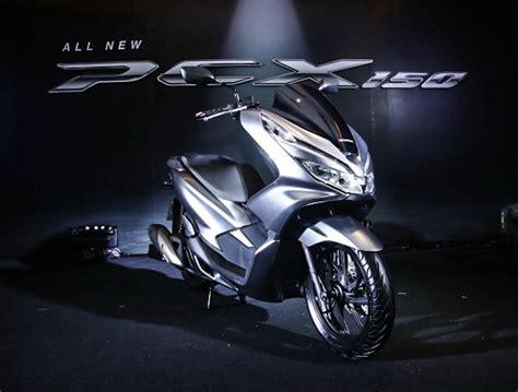 Honda Pcx 2018 Indonesia by Ini Lho Perbedaan New Honda Pcx 150 Esp My 2018 Versi