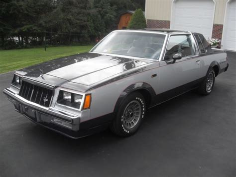 1982 buick grand national for sale 82 buick grand national 19440 original classic