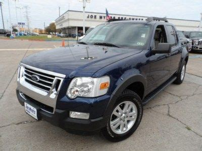 how cars engines work 2008 ford explorer sport trac lane departure warning sell used 2008 sport trac xlt one owner all power options in houston texas united states for