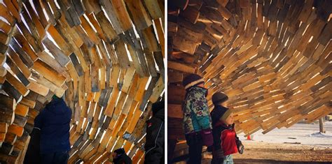 designboom rojkind the hybrid hut by rojkind arquitectos takes shape for