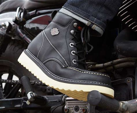 harley davidson riding boots casual motorcycle boots shoes harley davidson footwear