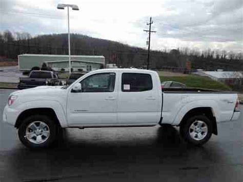 tacoma double cab long bed find new all new 2013 tacoma double cab long bed 4x4 trd