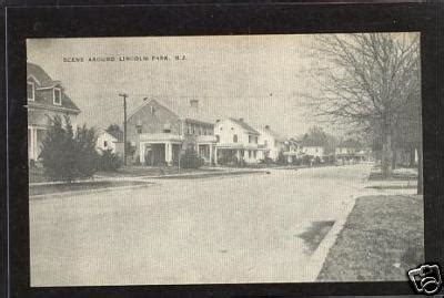 outwater supply lincoln park nj lincoln park nj st postcard s247 spread