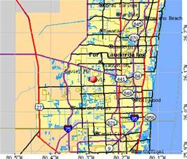 davie florida map davie florida fl profile population maps real estate