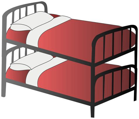 bed clipart clipart bunk bed