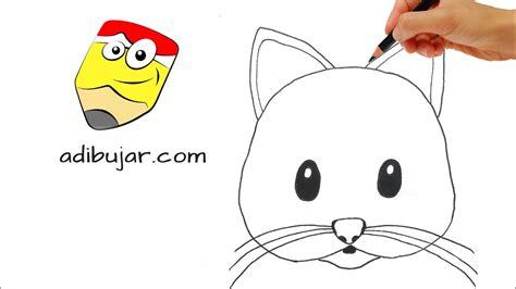 imagenes de radios faciles para dibujar c 243 mo dibujar un gato f 225 cil dibujos de gatos a l 225 piz paso