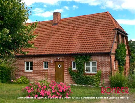 scheune rostock rohrer immobilien wohnhaus landhausstil lelkendorf