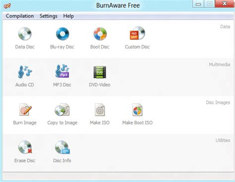 best cd burning software top 5 free burning software for windows 10
