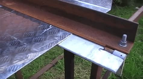 How To Make Handmade Sheet At Home - bending tool sheet metal brake archives
