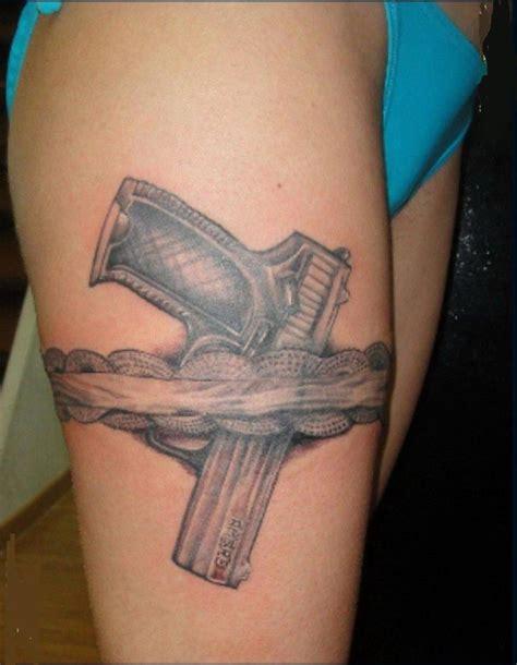 tattoo gun holster i like lee semel semel semel this may be my next