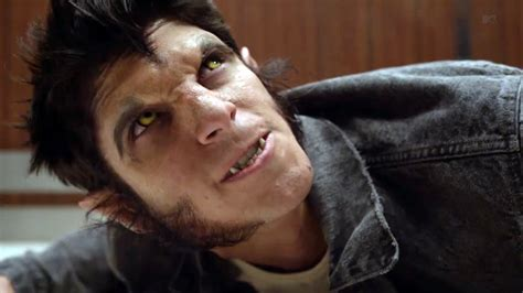 scott mccall tattoo wolf they ll rip your throat out with their teeth