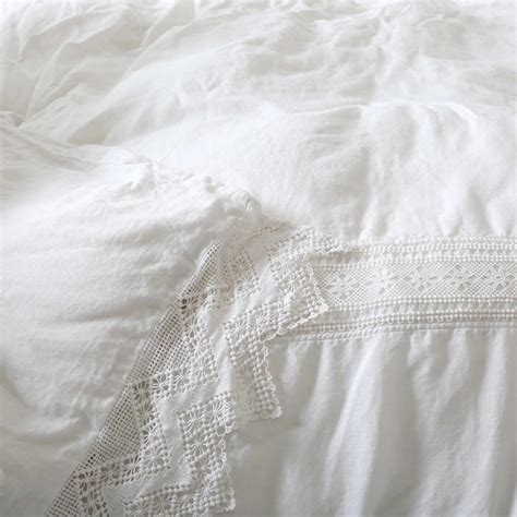 rachel ashwell rachel ashwell cluny lace bedding