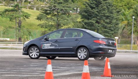 peugeot performance peugeot driving performance defensive driving