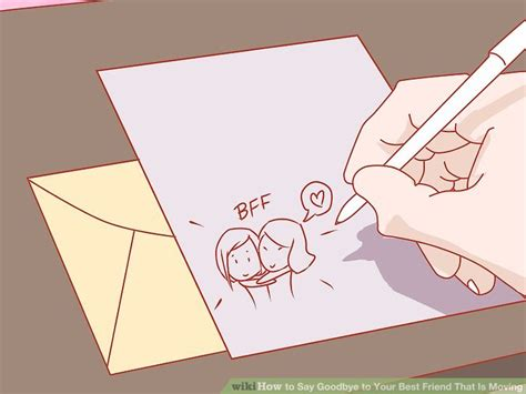 How To Say Goodbye To Your Best Friend Quotes