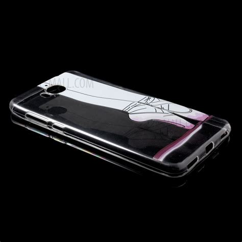 Ume Ultrathin Soft Huawei Y6 ultra thin patterned soft tpu protective mobile shell for huawei y5 2017 y6 2017 dancer