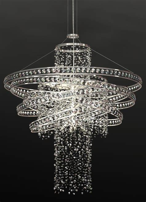 Cristal Chandeliers New Version Of Famous Faustig Chandelier