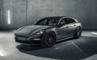 Newest Porsche All New Porsche Panamera Sport Turismo Revealed Ahead Of