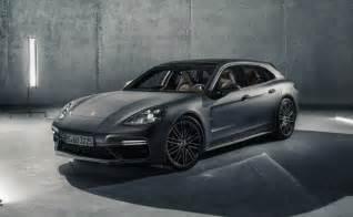 Porsche Panamera All New Porsche Panamera Sport Turismo Revealed Ahead Of Geneva Motor Show Ndtv Carandbike