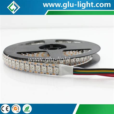 Lu Led Apa new version 5v built in ic apa102 digital led with chasing flowing function manufacturers