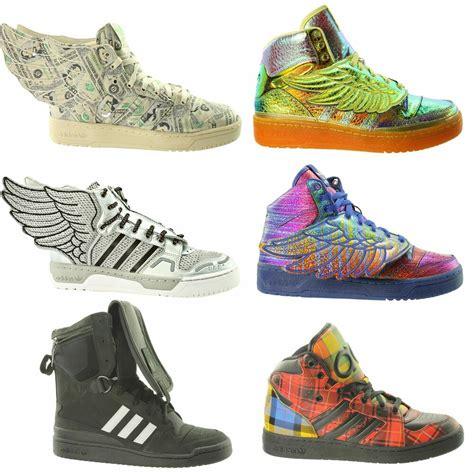 mens adidas originals boots wings boy money instinct trainers ebay