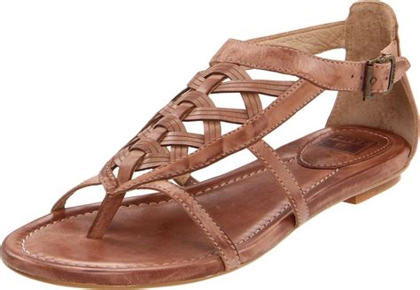huarache sandals frye huarache sandal in brown light brown