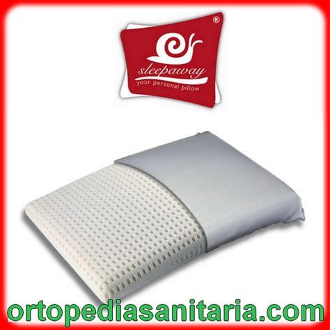 cuscino a saponetta cuscino anatomico a saponetta sleepway fabotex