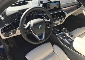 2017 bmw 530i review all new 5 series packs a few