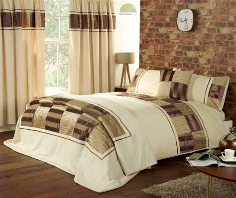 Brown Quilt Covers by Chocolate Brown Quilt Duvet Cover 4 Sizes Or Throw Or