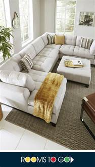 Nice Give The Room A Contemporary Spin And Separate The Separate Sectional Sofa