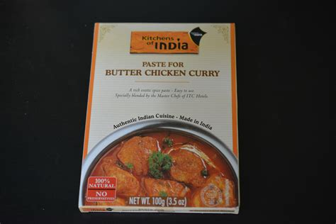 Kitchens Of India Butter Chicken by Curry Chicken With Riced Cauliflower Caveman Keto