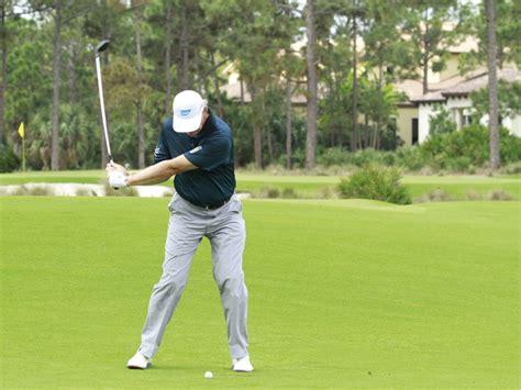 ernie els swing tips ernie els improve my ball striking golf monthly