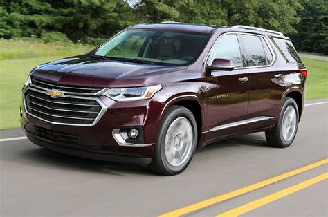 chevrolet crossover 2018 chevrolet traverse first drive review staycation