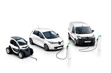 Electric Vehicle Battery Charger For Smart Grids Renault Energy Services Launched To Boost Smart Grid