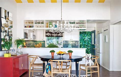 eclectic kitchen design bold colorful kitchen eclectic kitchen san