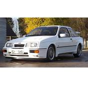 Classified Of The Week Ford Sierra Cosworth RS500  Top Gear