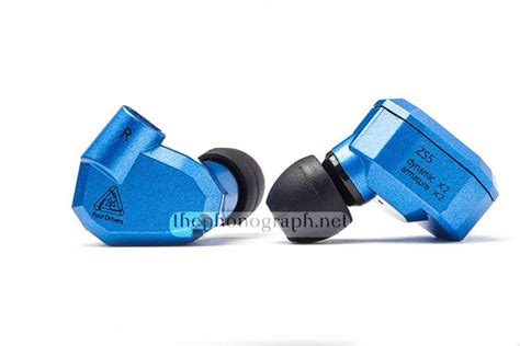 Knowledge Zenith Hybrid Earphone Kz Zs5 Limited kz zs5 review thephonograph net