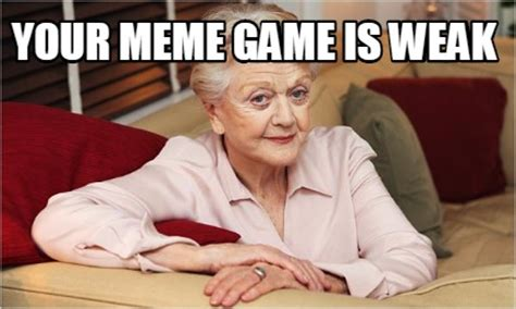 Meme The Game - meme creator your meme game is weak meme generator at