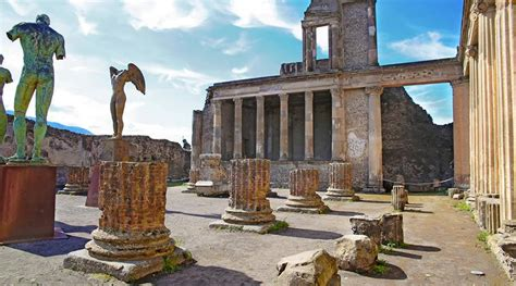ingresso scavi di pompei scavi di pompei aumenta il prezzo biglietto dal 2018
