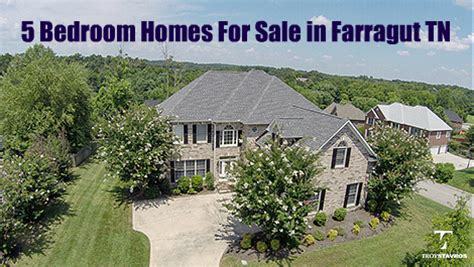 5 Bedroom Homes For Sale In by 5 Bedroom Homes For Sale In Farragut Tn
