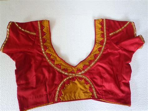 New Blouse Dress meghana dress designs blouse neck designs