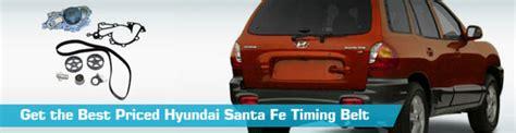 2004 Hyundai Santa Fe Timing Belt by Hyundai Santa Fe Timing Belt Timing Belts Replacement