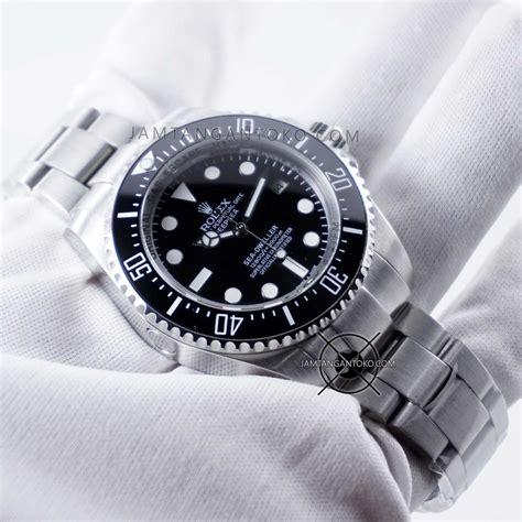 Jam Tangan Rolex Steel harga sarap jam tangan rolex oyster perpetual deepsea sea