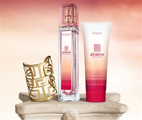 Parfum Oriflame Athena oriflame athena athena bright new