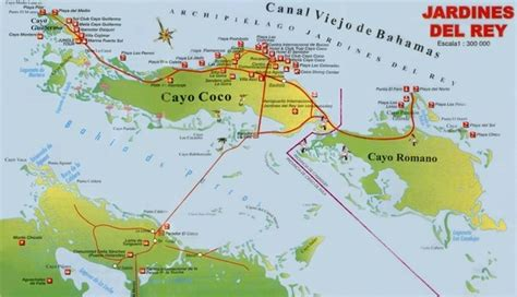 coco island resort map map of cayo coco cuba we enjoyed 2 gorgeous weeks on the